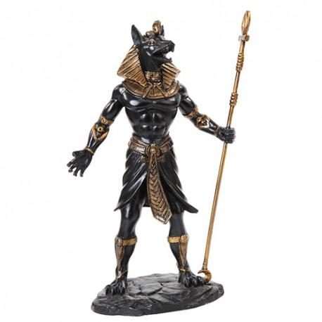 Statuette Anubis Défend 26 cm