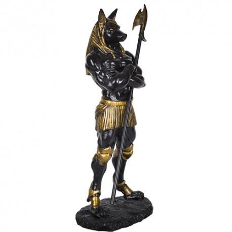 Statuette Anubis garde 28 cm