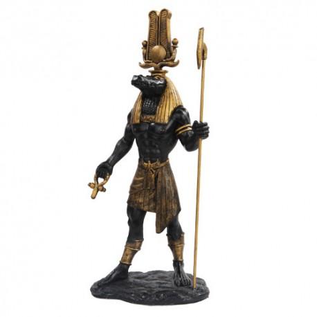 Statuette Sobek 32 cm