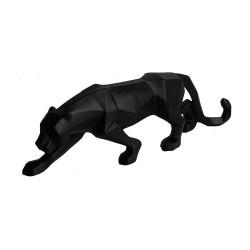 Statue Panthère Noire 3D